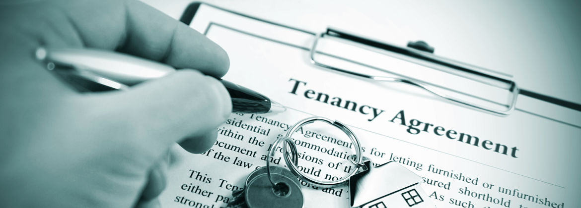 Tenancy Agreement Signing